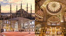 【土耳其景點】伊斯坦堡標誌 藍色清真寺