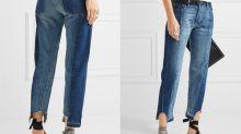 錯得很對的牛仔褲新潮流!讓你的牛仔褲跟上時代吧,只要你敢動手一剪