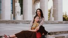 Catherine Zeta-Jones and Carys Douglas star in mother-daughter Fendi campaign: 'Queens!'