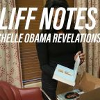 3 jaw-dropping details from Michelle Obama's new book