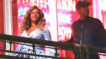 Beyoncé Looks Incredible on Casual Date with JAY-Z