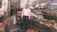 In Agra shoe bazaar, lingering pinch of GST, note ban