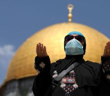 Ramadan prayers held at Jerusalem's Al-Aqsa, with Israeli restrictions
