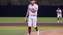 SIU Baseball | Harrison gives Salukis the start they need in split