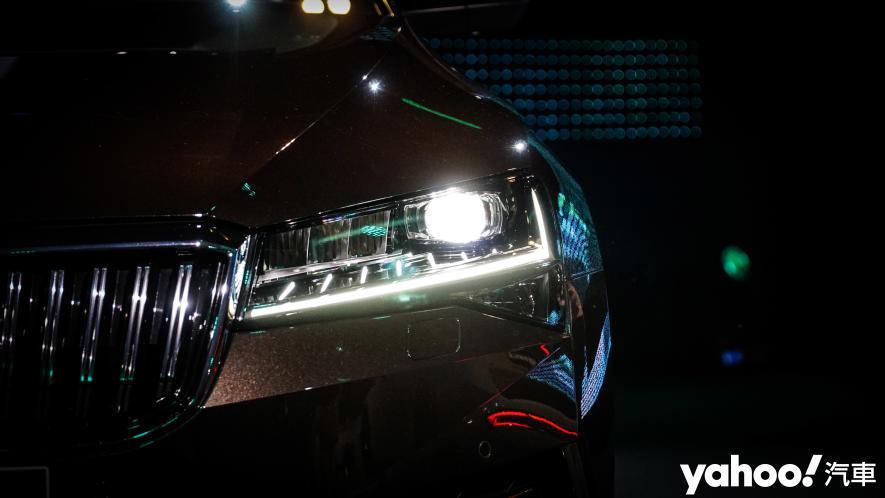 小改款也能脫胎換骨!超級房車2021 Škoda Superb Limo & Combi車型聯袂登場! - 3
