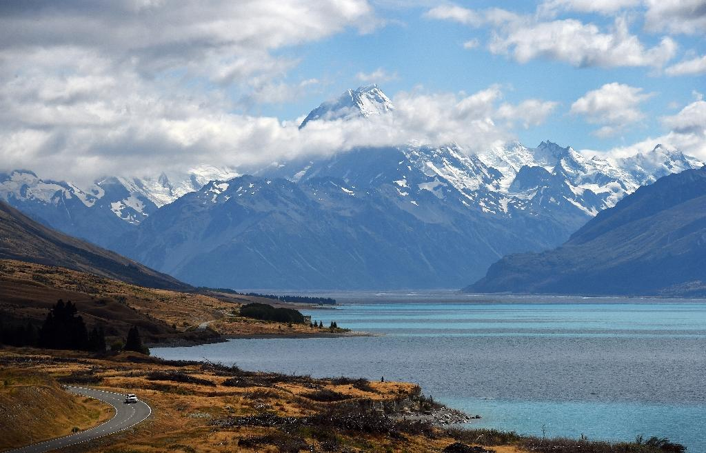 Tourism is a key pillar of the New Zealand economy (AFP Photo/WILLIAM WEST)