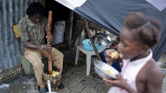 U.S. tells 60,000 Haitians it's time to go home