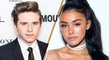 Brooklyn Beckham and Madison Beer Get EXTREMELY Close at Coachella