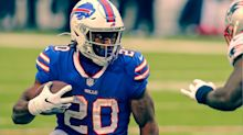 Rookie Zack Moss on the rise in fantasy football