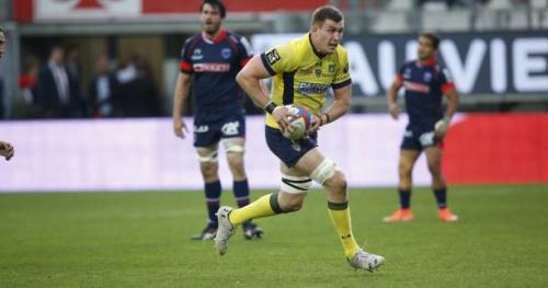 Rugby - Top 14 - ASM - Top 14 : L'international Paul Jedrasiak capitaine de l'ASM face à Lyon
