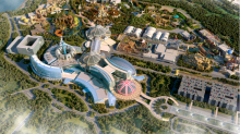 London Resort: First look at £3.5bn theme park that is UK's answer to Disneyland