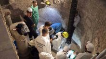 Thousands of human bones found in crypt by investigators trying to unravel mystery of missing girl Emanuela Orlandi