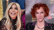 Wendy Williams says Kathy Griffin needs to 'take some blame' for her career woes
