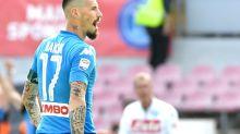 Napoli skipper Hamsik considering China move: father