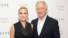 Kate Winslet reveals the brilliant way Alan Rickman would spend his Harry Potter earnings