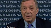 "Romney should ""put up or shut up"" on taxes, says Durbin"