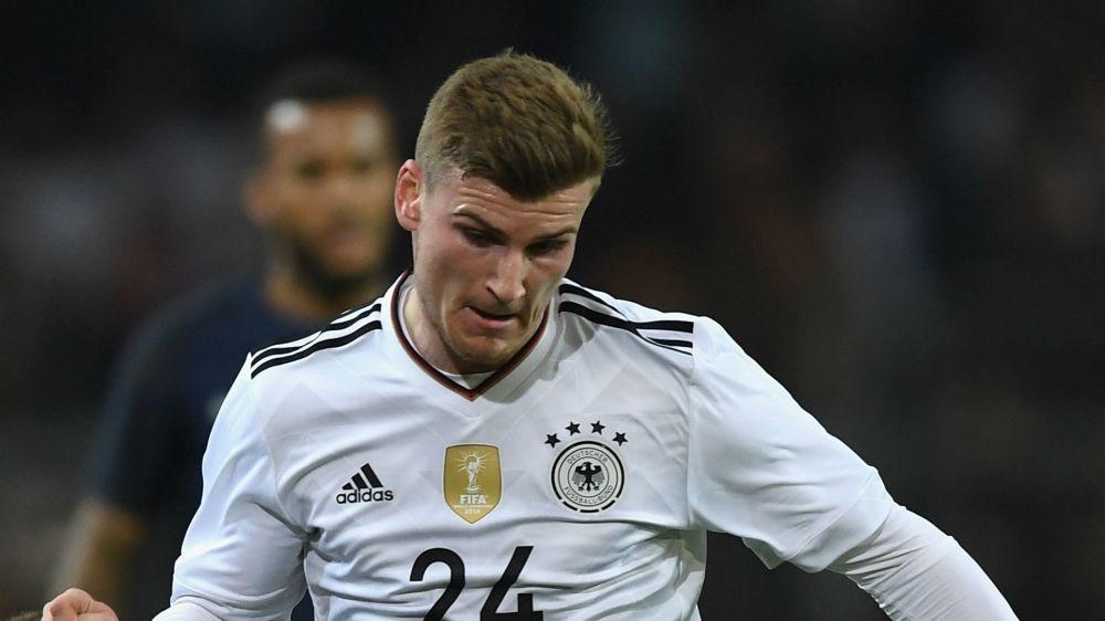 DFB-Elf: Debütant Werner erleidet Muskelfaserriss