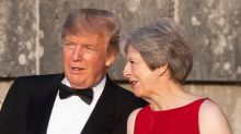 Trump torpedoes May's Brexit strategy on UK visit