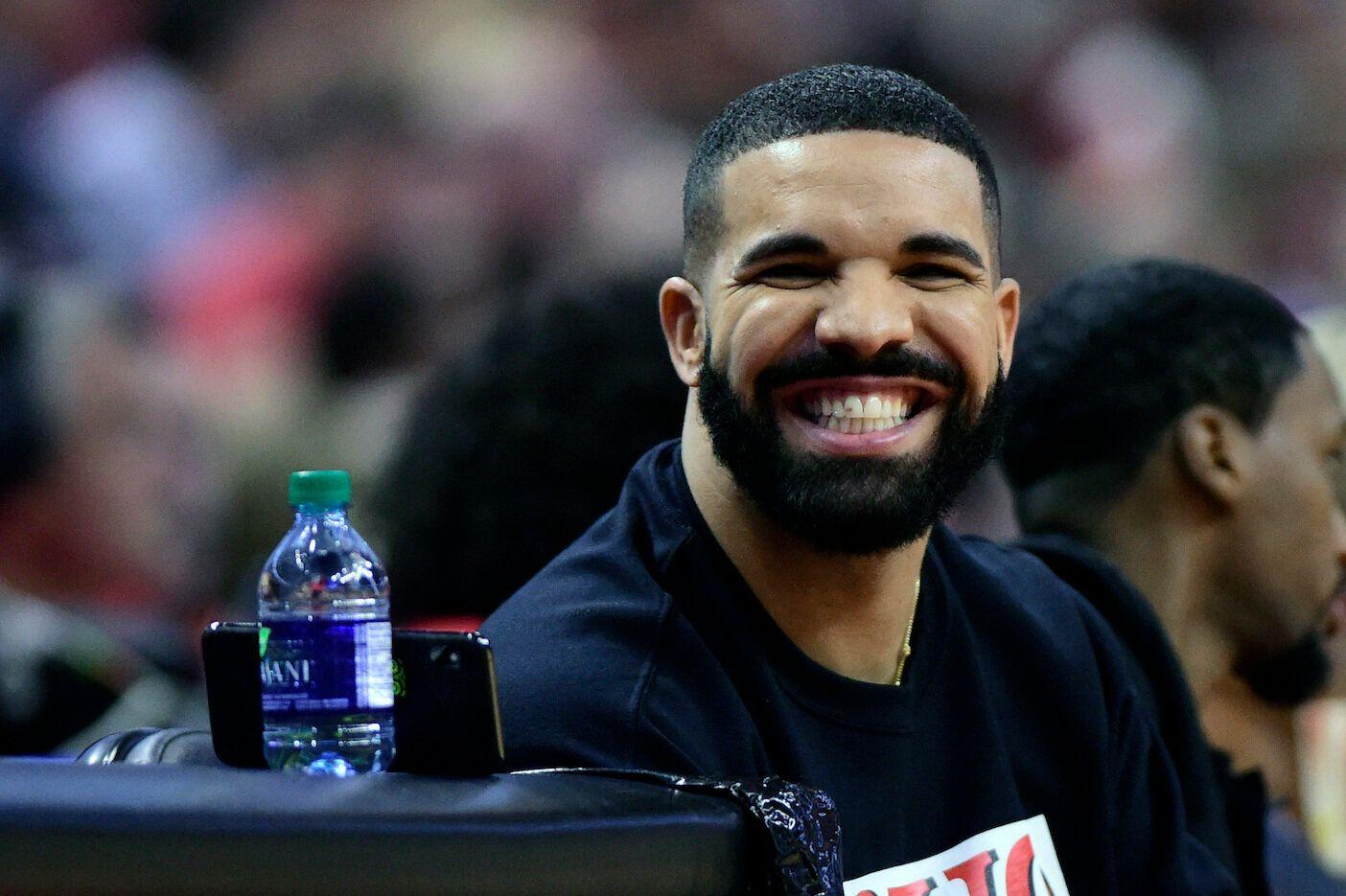 f6f7b50d Drake wields 'Drake Curse' against 76ers, hints at new freestyle after Game  7