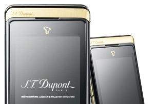 SKY Dupont is the most expensive Pantech ever made