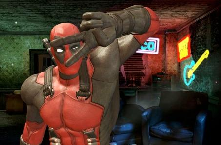 Metareview: Deadpool
