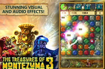 Valentine's Day app sales underway: Treasures of Montezuma, Hanging with Friends, Order and Chaos Online