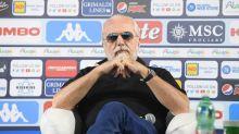 De Laurentiis tests positive for COVID-19 following Lega Serie A meeting