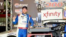 Chase Briscoe wins Xfinity race at Bristol Motor Speedway