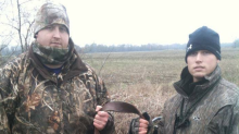 Former college football player has leg amputated after dog shoots him in the thigh during hunting trip