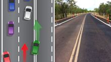 'Recipe for disaster': Road rule about double white lines sparks debate