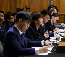 HK activists take cause to US Congress, urge pressure on Beijing