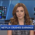 Netflix subscriber growth sends shares soaring