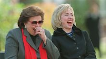 Hillary Clinton posted a childhood photo to honor her mom on Mother's Day