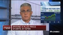 Susquehanna's Mehdi Hosseini on the iPhone effect for chi...