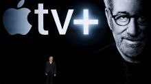 Steven Spielberg stellt Apple TV+ vor