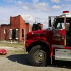 Fire destroys Greene County church one day before Easter
