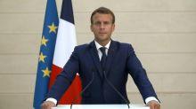 """Macron à l'ONU: """"notre maison commune est en désordre, à l'image de notre monde"""""""