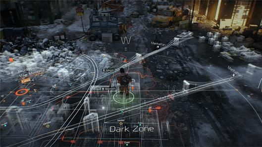 The Division dev talks districts, mobile, and more