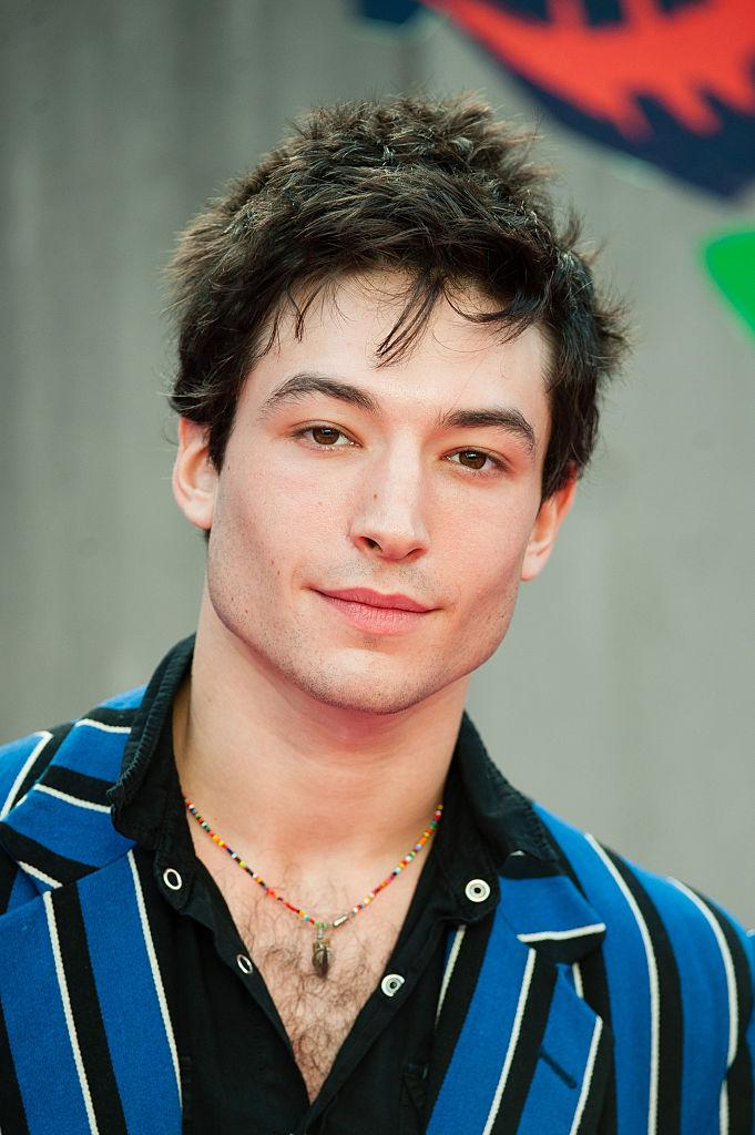 Who Is Ezra Miller Hookup 2018