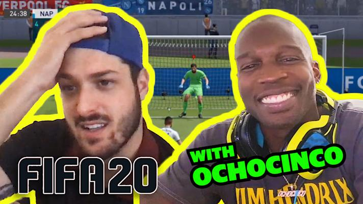 FIFA 20 With Chad Ochocinco