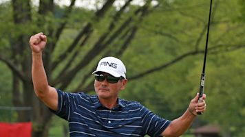 Ken Tanigawa's improbable journey continues with a win in Senior PGA Championship at Oak Hill