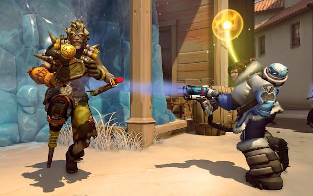 'Overwatch' is adding a competitive mode that doesn't require role locks