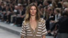 """Supermodel Gisele Bündchen Says Body """"Asked to Stop""""Runway Life"""