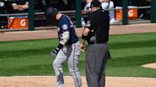 Donaldson ejected for kicking dirt on plate after home run