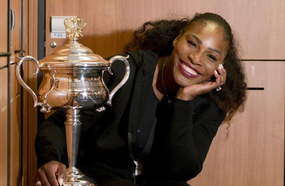 Serena Williams a révélé sa grossesse par erreur