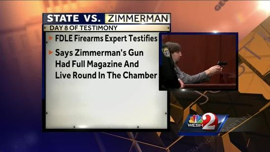 State close to resting its case in George Zimmerman trial