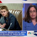 What has Maria Butina been up to?
