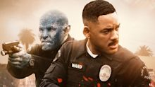 'Bright' poster gives closer look at Will Smith and Joel Edgerton in epic fantasy
