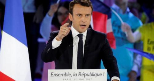 JO - Emmanuel Macron, un président pro-Paris 2024