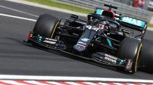 Motorproblem bei Hamilton: Weshalb Mercedes dazu schwieg